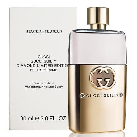 2c5f76ccc60 Gucci Guilty Diamond Limited Edition Pour Homme EDT Tester –  BonjourCosmetics