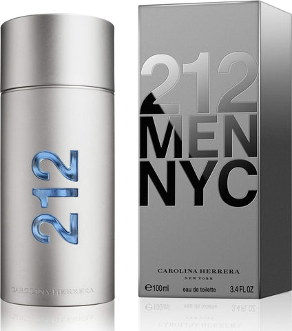 Carolina Herrera 212 MEN NYC (EDT/Men) - BonjourCosmetics.net