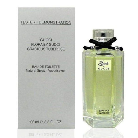 Tester - Gucci Flora By Gucci Gracious Tuberose - BonjourCosmetics.net