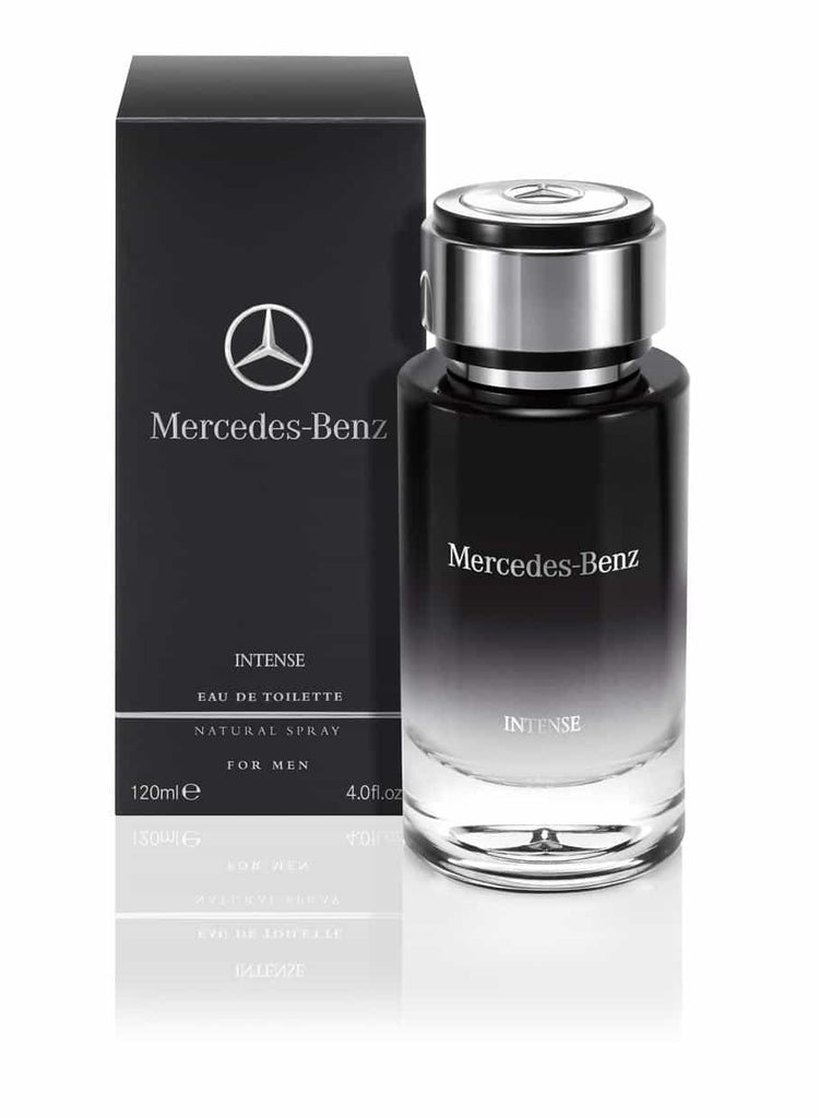Mercedes Benz Intense EDT - BonjourCosmetics.net