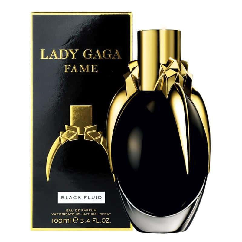 Lady Gaga Fame Black Fluid EDP - BonjourCosmetics.net