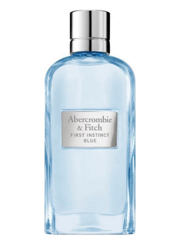 ABERCROMBIE and FITCH First Instinct BLUE for women EDT 100ml