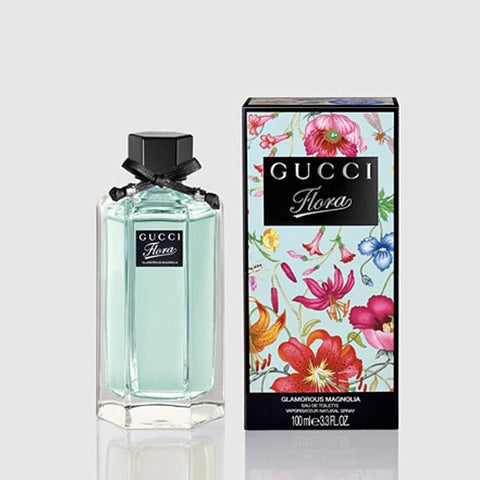 Flora by Gucci Glamorous Magnolia Gucci for women EDT/100ml - BonjourCosmetics.net