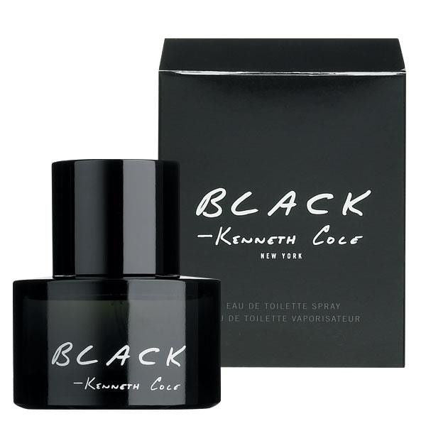 Kenneth Cole Black EDT - BonjourCosmetics.net