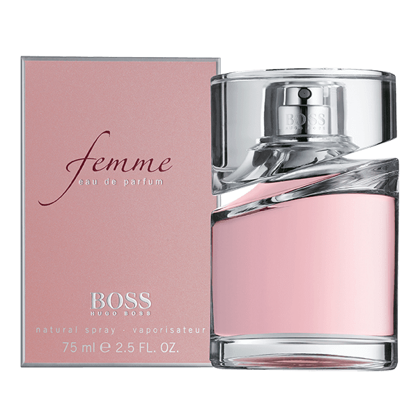 Femme EDP Hugo Boss for women 75ml - BonjourCosmetics.net