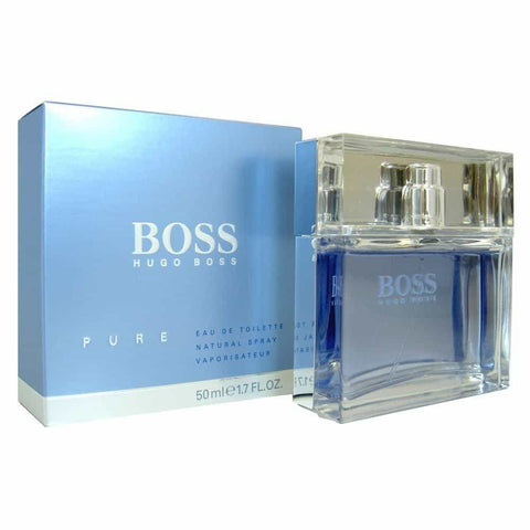 Boss Pure Hugo Boss EDT for men - BonjourCosmetics.net