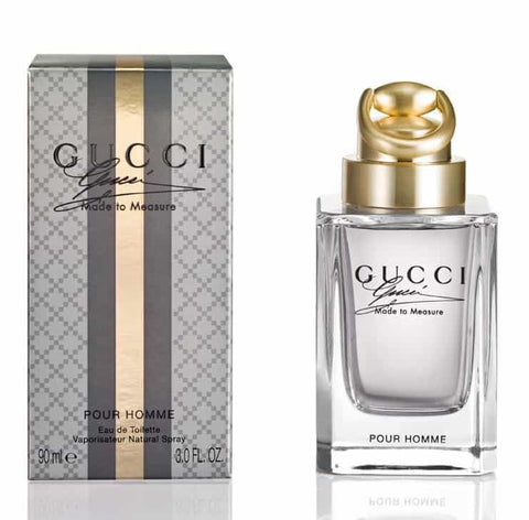 Gucci Made To Measure Pour Homme EDT - BonjourCosmetics.net