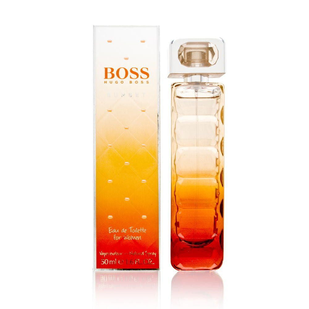 HUGO BOSS Orange Sunset EDT - BonjourCosmetics.net