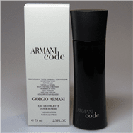Tester - Armani Code Pour Homme EDT 75ml - BonjourCosmetics.net