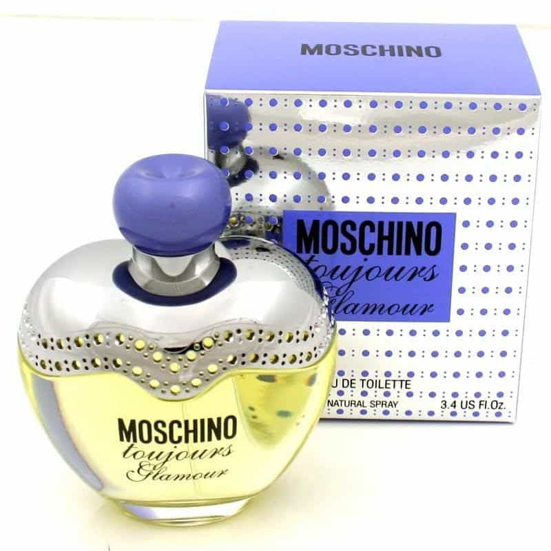 Moschino Toujours Glamour EDT - BonjourCosmetics.net