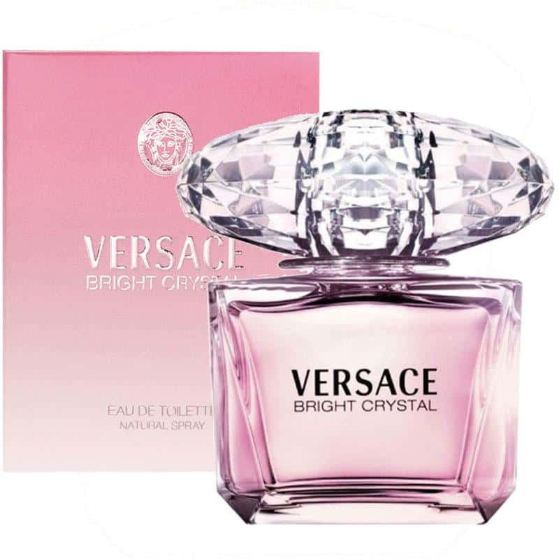 Versace Bright Crystal EDT - BonjourCosmetics.net
