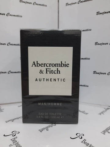 ABERCROMBIE & FITCH man/homme EDT 100ml (ORIGINAL Packaging)
