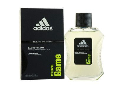 Adidas Pure Game (EDT/Men) 100ML - BonjourCosmetics.net