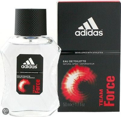 Adidas Team Force (EDT/Men) 100ML - BonjourCosmetics.net