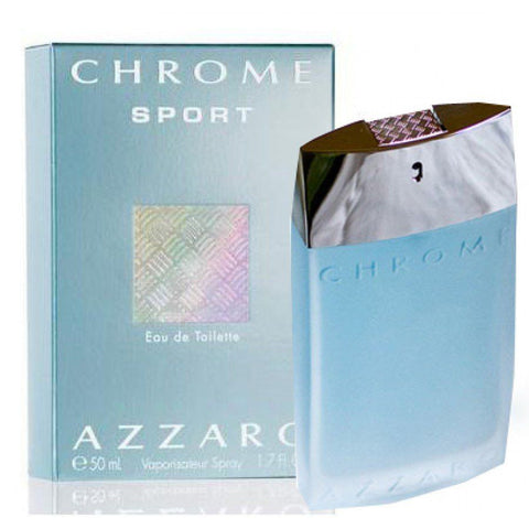 Azzaro Chrome Sport for men EDT/50ml - BonjourCosmetics.net