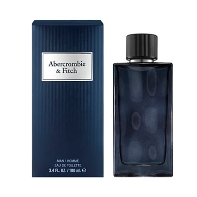 ABERCROMBIE and FITCH First Instinct BLUE for men EDT 100ml