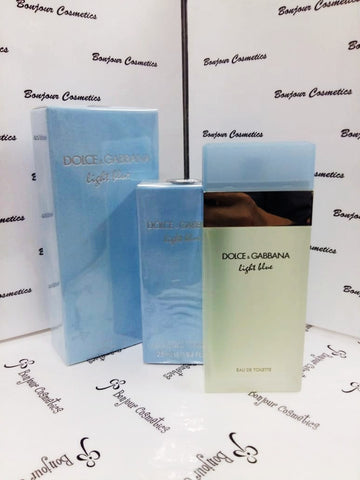 DOLCe and GABBANA Light BLUE pour femme EDT (ORIGINAL Packaging)