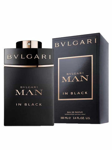 Miniature - Bvlgari Man in Black EDP for Men - BonjourCosmetics.net