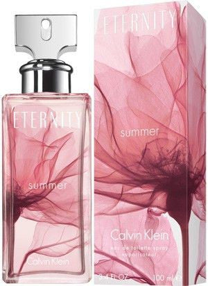 Calvin Klein Eternity Summer for women 2011 (EDP/Women) - BonjourCosmetics.net