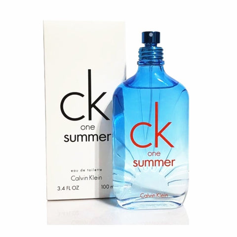 Tester CK One Summer 2017 Calvin Klein for women and men 100ml