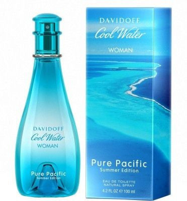 DAVIDOFF Cool Water Pure Pacific Limited Edition Woman (EDT/Women) - BonjourCosmetics.net