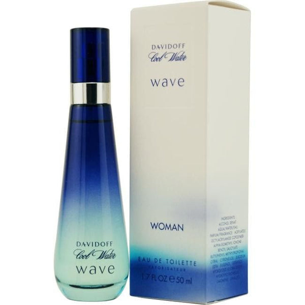 DAVIDOFF Cool Water Wave Woman (EDT/Women) - BonjourCosmetics.net