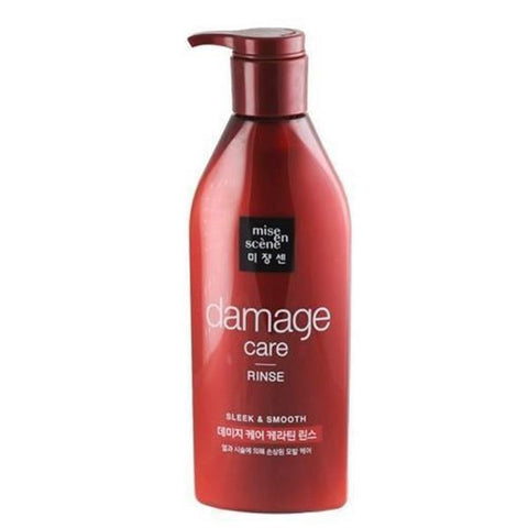 MISE en SCENE Damage Care Rinse Sleek & Smooth 530ml - BonjourCosmetics.net