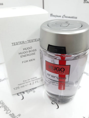 HUGO hugo boss ENERGISE for MEN EDT 125ml (TESTER Packaging)