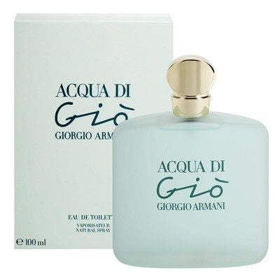 Acqua di Gio Giorgio Armani for women 100ML - BonjourCosmetics.net