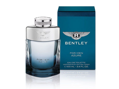 Bentley for men Azure EDT/MEN/100ml - BonjourCosmetics.net