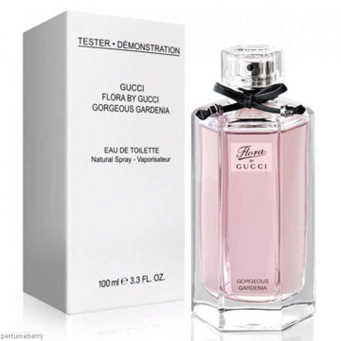 86179903c15 Tester-FLORA BY GUCCI GORGEOUS GARDENIA EDT WOMEN - BonjourCosmetics.net