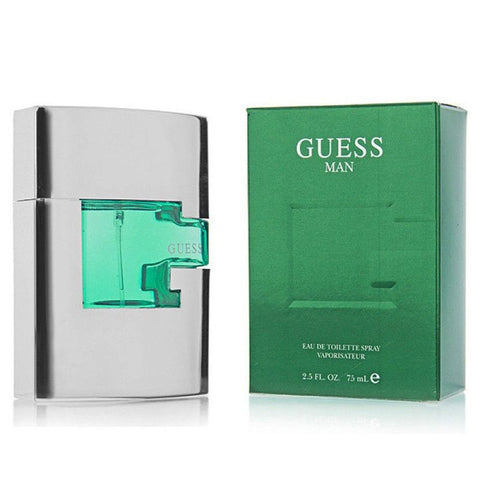 Guess Man EDT/75ml - BonjourCosmetics.net