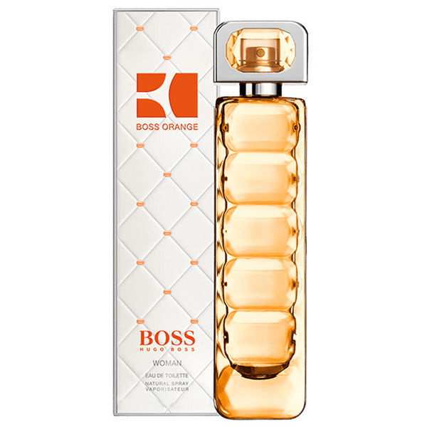 HUGO BOSS Orange EDT/WOMEN  and TESTER packaging