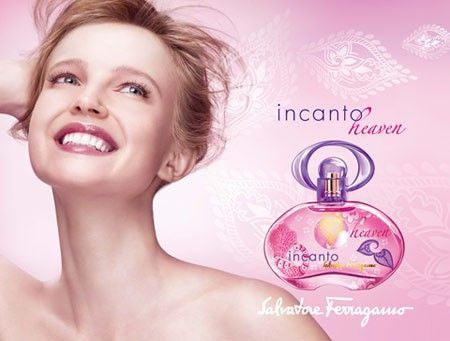 Salvatore Ferragamo Incanto Heaven EDT - BonjourCosmetics.net