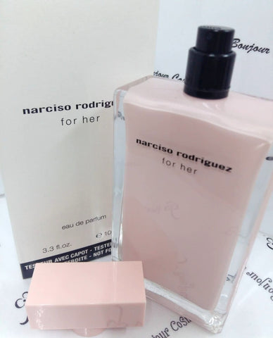 NARCISO RODRIGUEZ for HER eau de PARFUM 100ml (TESTER Packaging)