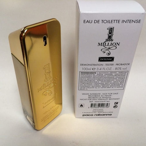 TESTER-Paco Rabanne One Million EDT/MAN - BonjourCosmetics.net