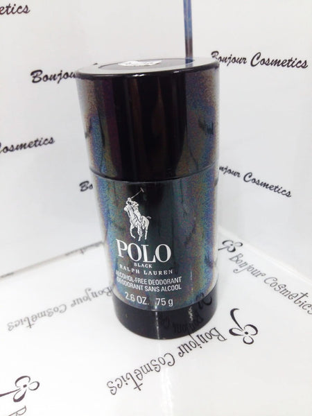 Ralph Lauren POLO BLACK Deodorant stick 75ml for MEN