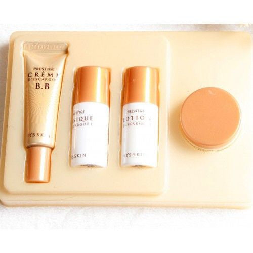 Prestige D'Escargot Special Trial Kit 15ml(2) , 10ml(2) - BonjourCosmetics.net