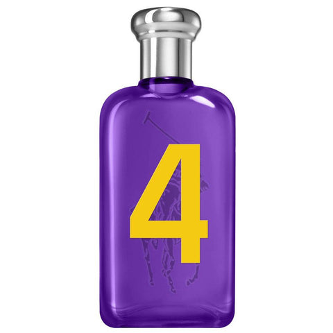 TESTER-Ralph Lauren Polo No.4 FOR WOMEN EDT - BonjourCosmetics.net