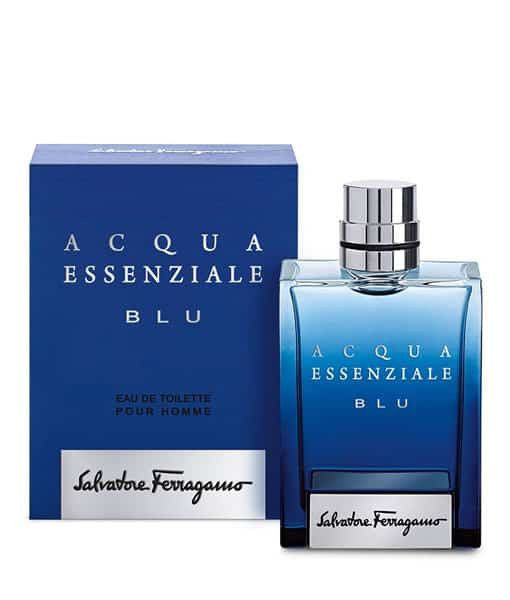 Miniature - Salvatore Ferragamo Acqua Essenziale Blu Pour Homme EDT for Men - BonjourCosmetics.net