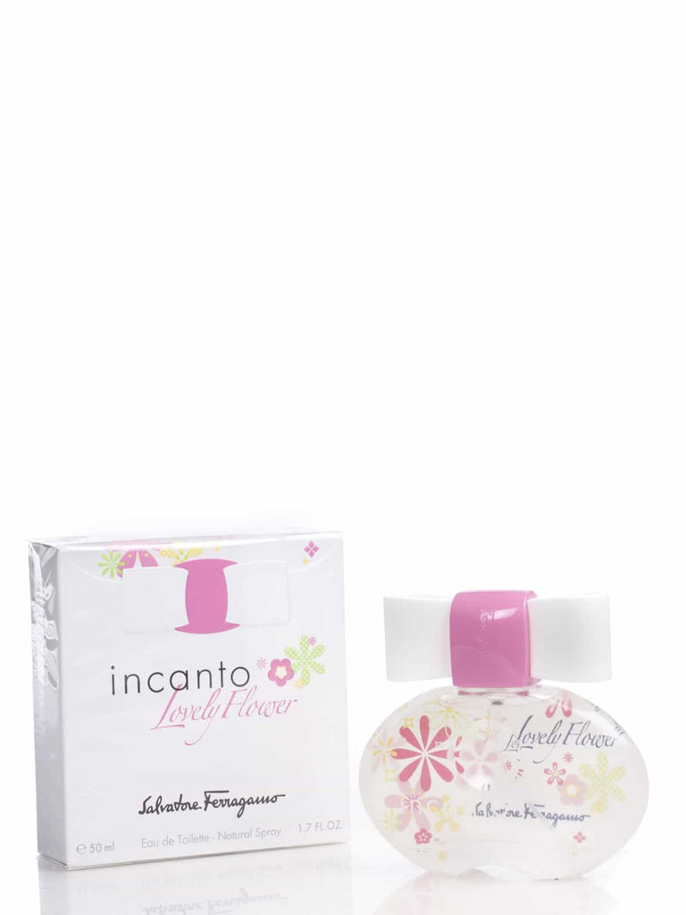 Miniature - Salvatore Ferragamo Incanto Lovely Flower EDT for Women - BonjourCosmetics.net