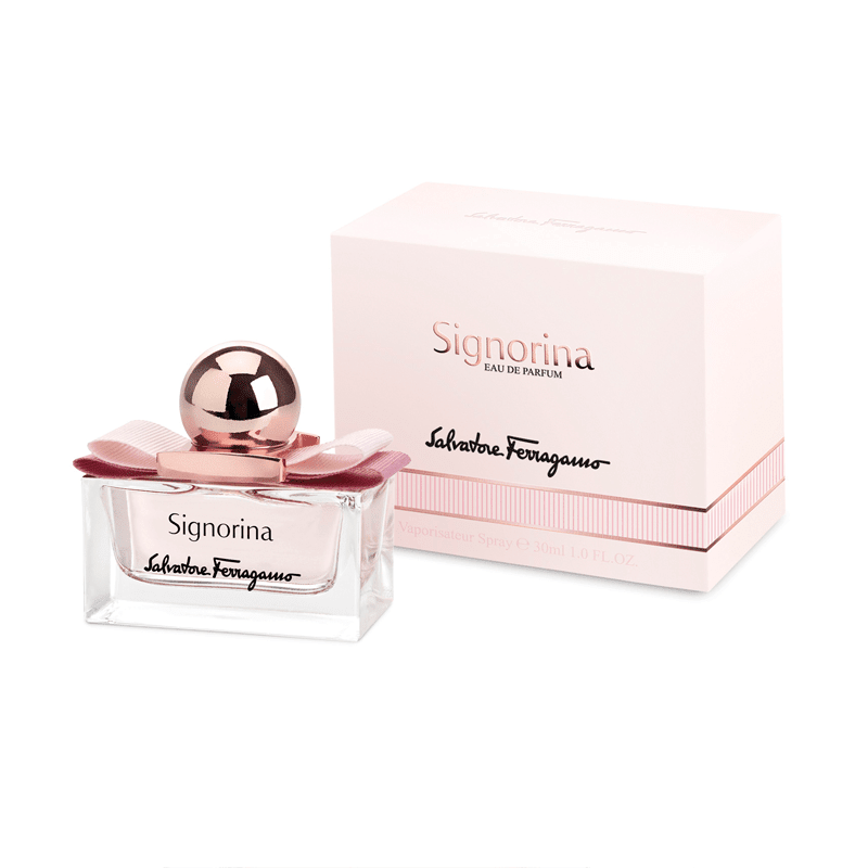 Miniature - Salvatore Ferragamo Signorina EDP for Women - BonjourCosmetics.net