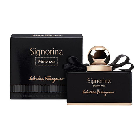 SALVATORE FERRAGAMO Signorina MISTERIOSA EDP for HER 30ml/50ml/100ml