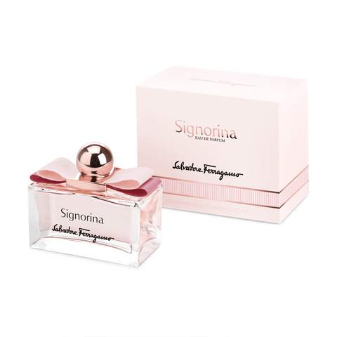 Salvatore Ferragamo Signorina EDP for women - BonjourCosmetics.net
