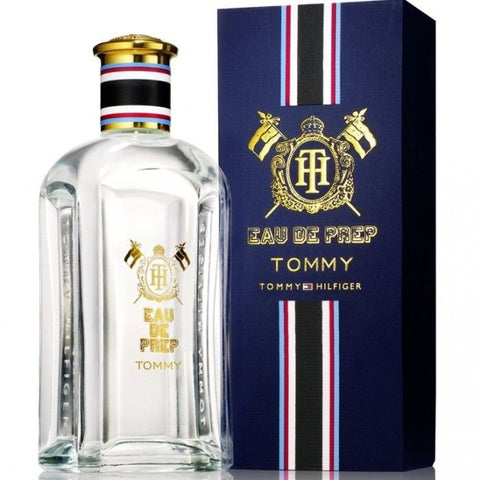 EAU DE PREP Tommy BY Tommy Hilfiger (EDT/MEN) - BonjourCosmetics.net