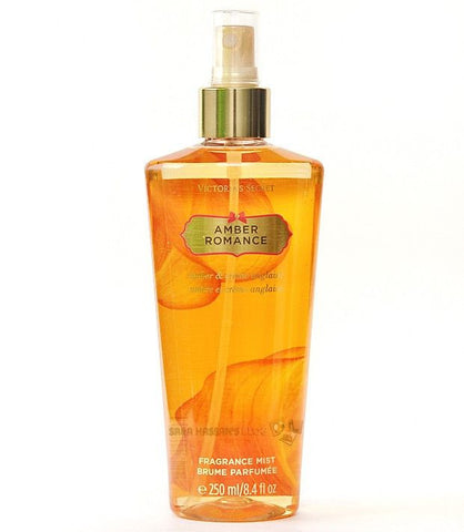 Victoria's Secret Amber Romance (Body Mist/Women) - BonjourCosmetics.net