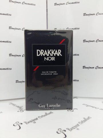Drakkar NOIR eau de TOILETTE 100ml MEN (ORIGINAL Packaging)
