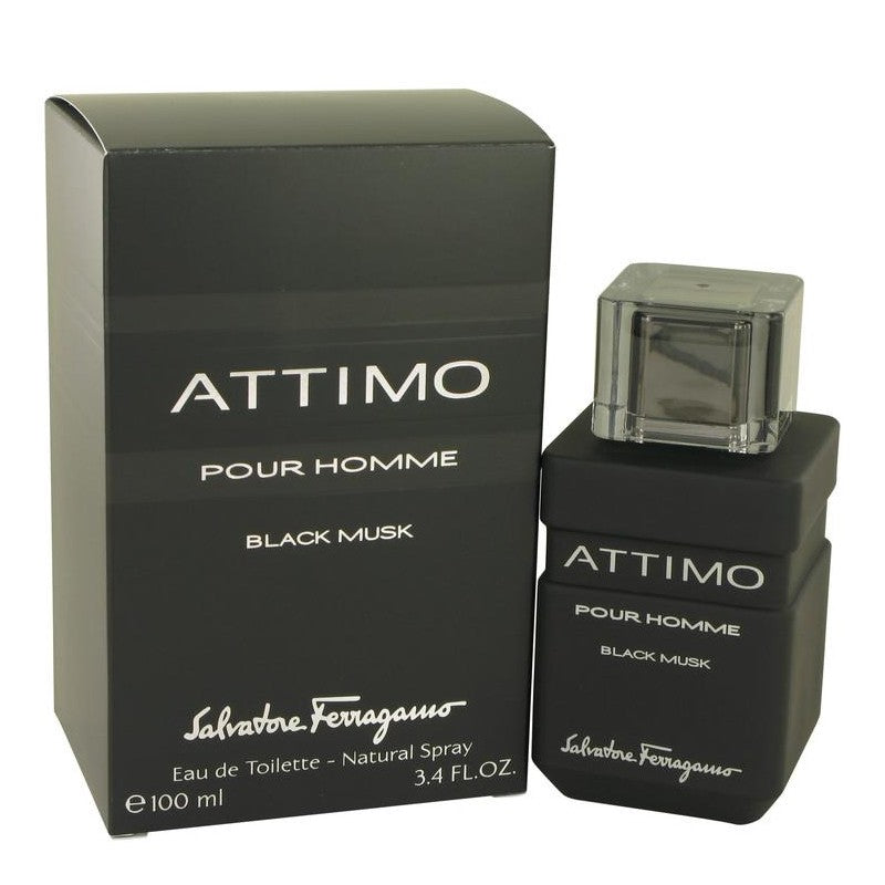 Salvatore Ferragamo Attimo Black Musk Pour Homme for men EDT