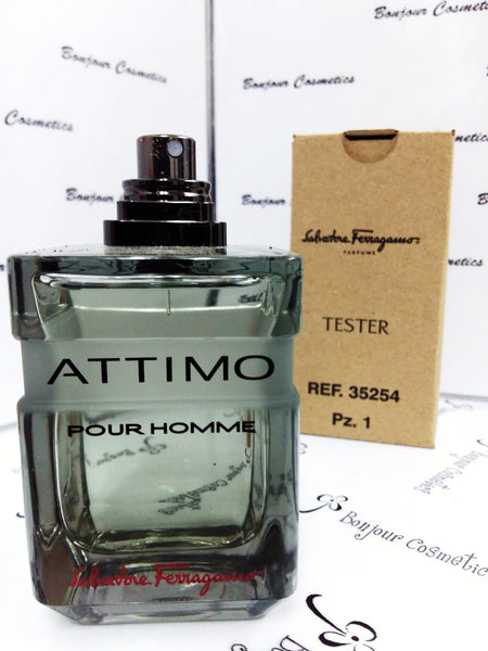 SALVATORE FERRAGAMO Attimo pour homme EDT 100ml (TESTER Packaging)