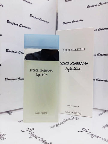 DOLCe and GABBANA Light BLUE pour femme EDT 100ml (TESTER Packaging)